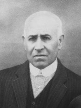 Jaume Jamer Coll ´Mena`. 1872 - 1938. Foto: AFA