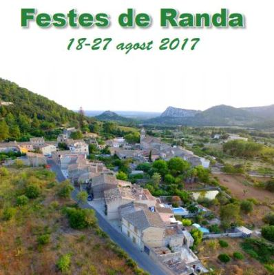 Programa de Festes Randa 2017